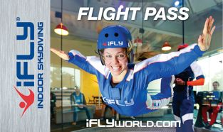 iFLY Houston| Indoor Skydiving - Do I dare?