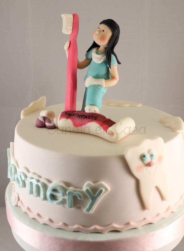 Torta Cake Design Dentista : 1000+ ideas about Dentist Cake on Pinterest Fondant ...