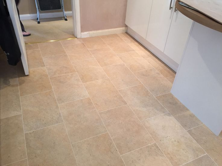 Karndean Knight Tile Bath Stone St12 Vinyl Flooring: Karndean Knight Tile York Stone Supplied And Fitted By