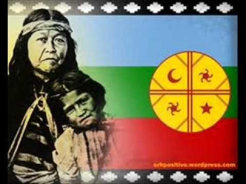HUINCA - ONAL, Canción Chilena, dedicada al Pueblo Mapuche, Cantado A Capella Por Lilian.wmv