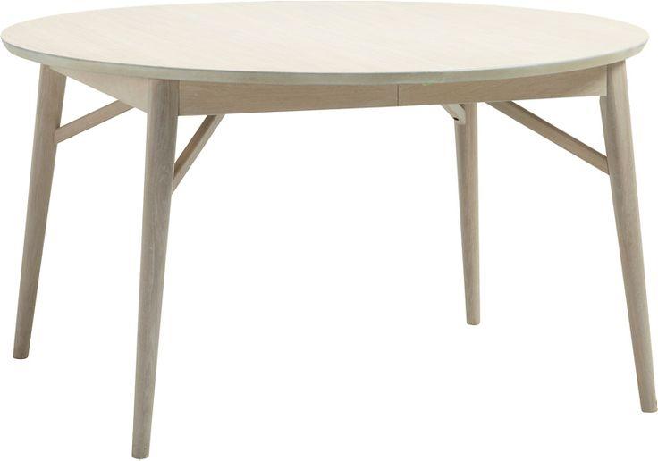 Aannø® 3000 spisebord3630, hvitoljet eik