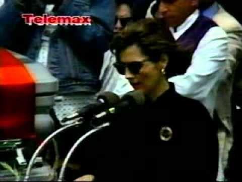 Asesinato de Luis Donaldo Colosio - 25/Marzo/1994 - 06/07 - YouTube