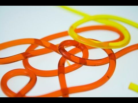 Molecular Gastronomy - Fruit Spaghetti - YouTube