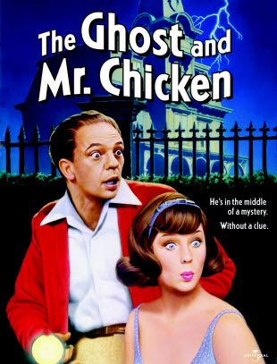 The Ghost and Mr. Chicken! :) It's about that time again. The annual viewing of The Ghost and Mr. Chicken!!!