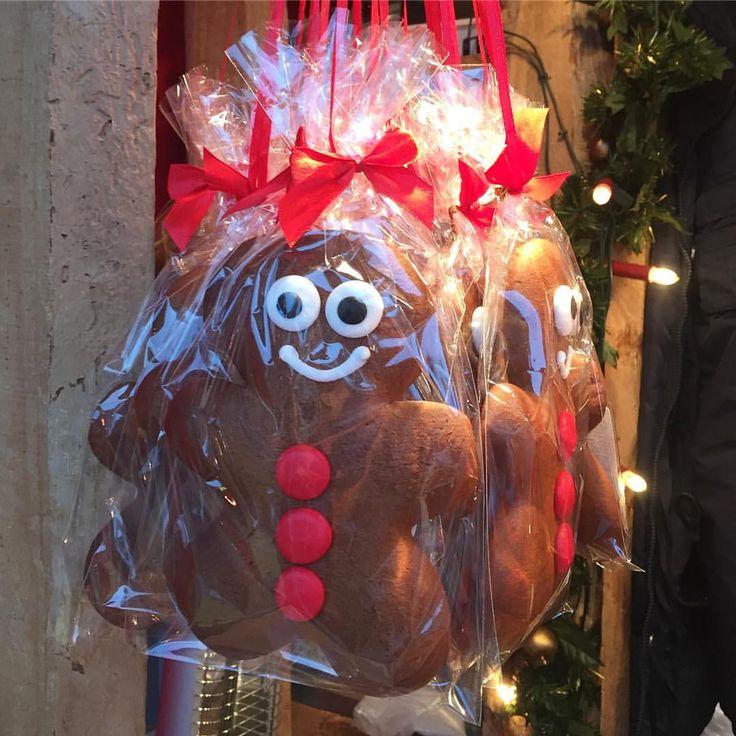 Lækre kagemænd på julemarked i Berlin Flere rejsetips på min profil