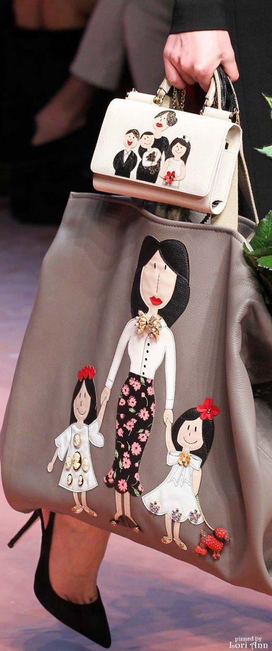 Dolce & Gabbana Fall 2015 RTW.   -->Elsie RC