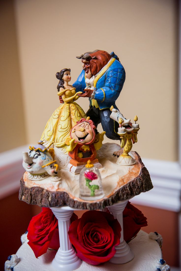 disney wedding cake toppers beauty and the beast 62 best and the beast wedding images on 13592