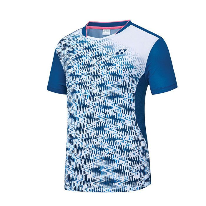 161ca834b Yonex 2018 S S Collection Men s Badminton Round T-Shirts White NWT  81TS031MWH  YONEX