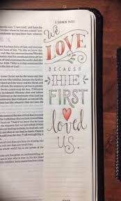 Pildiotsingu bible journaling 1 john tulemus