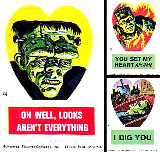 24 best Halloween Valentines images – Monster Valentine Cards