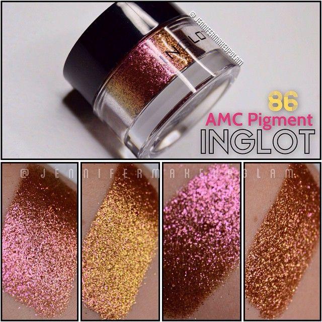 Inglot 86 pigment