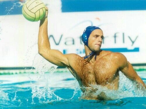 Tamás Kásás, the best Hungarian water polo player http://en.wikipedia.org/wiki/Tam%C3%A1s_K%C3%A1s%C3%A1s