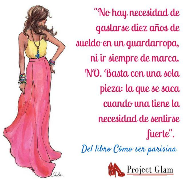 #comoserparisina #inspiración #projectglam