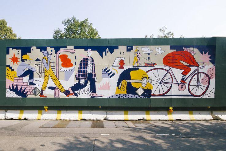 10 Murals Transform A Brooklyn Neighborhood Into A Public Art Haven