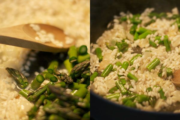 asparagus risotto | whats cookin'? | Pinterest
