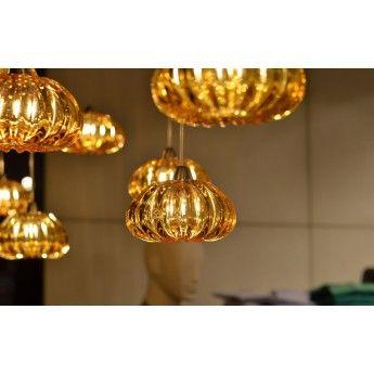Diamante SP G - Vistosi - lampa wisząca #piękna_lampa #design #lampy_Kraków #lampy_nowoczesne