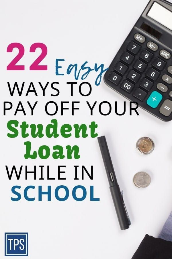 22 Easy Ways to Reduce Student Loan Debt Fast (While in School)