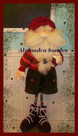 Muñecas de Alejandra Sandes para intercambio - edith lily carrillo condori…