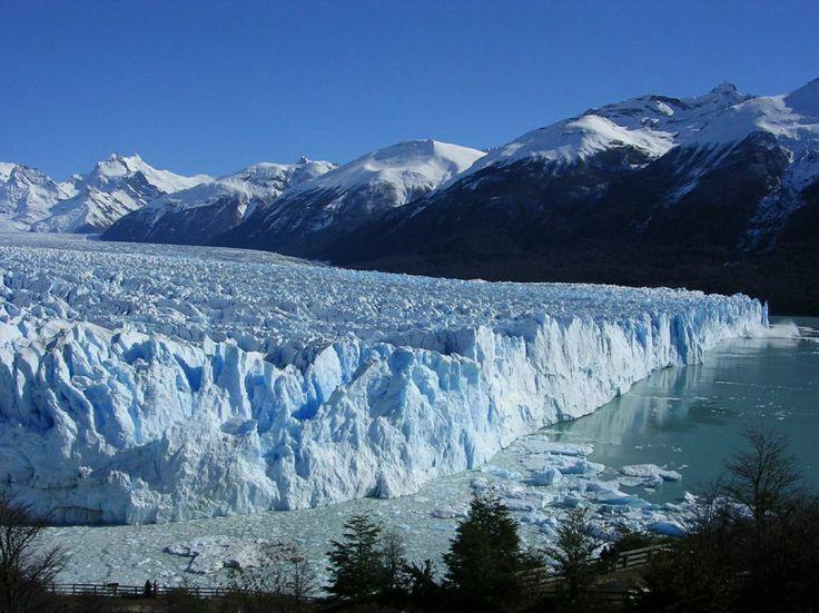 Lago Argentino, Patagonie Argentine