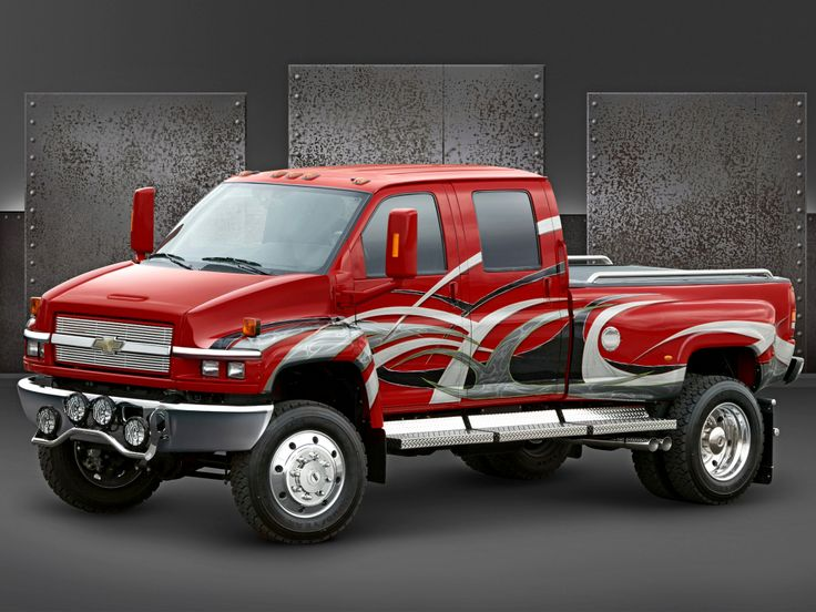 Chevrolet C4500 Medium Duty Truck Concept '11.2005