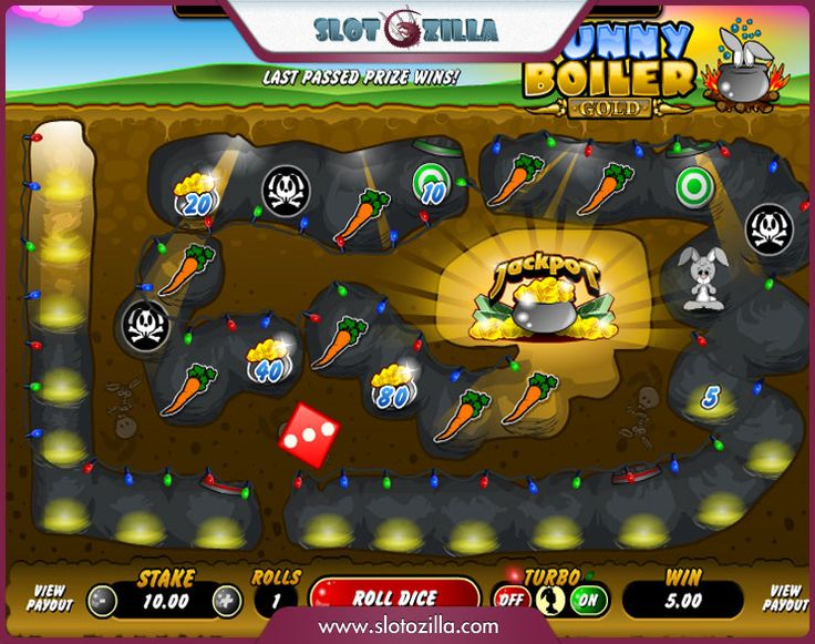 Bunny Boiler Gold™ Slot Machine Game to Play Free in Microgamings Online Casinos