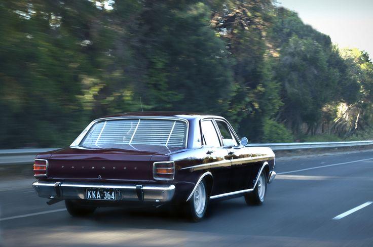 Toutes les tailles | 1969 Ford XW Fairmont GS | Flickr: partage de photos!