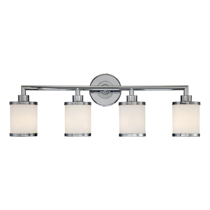 Shop Millennium Lighting  224-CH 4-Light Bathroom Vanity Light at Lowe's Canada. Find our selection of bathroom vanity lighting at the lowest price guaranteed with price match + 10% off.