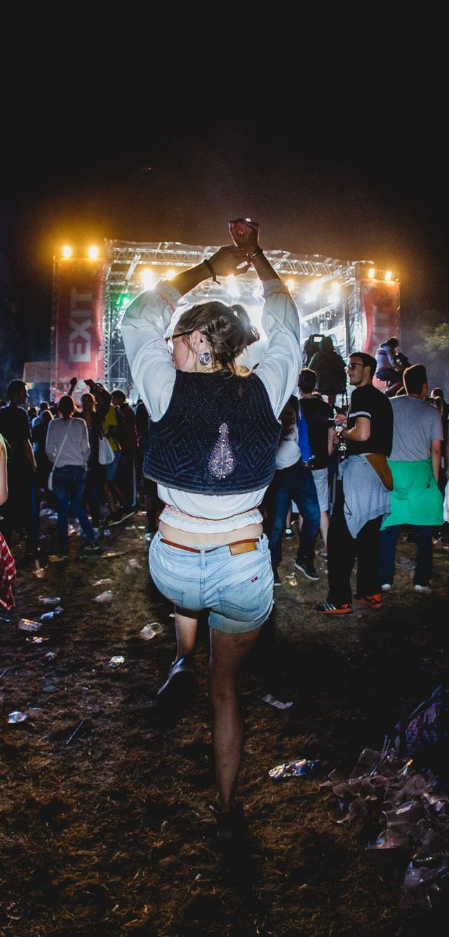 4 days of non-stop partying at an abandoned fort: EXIT Festival