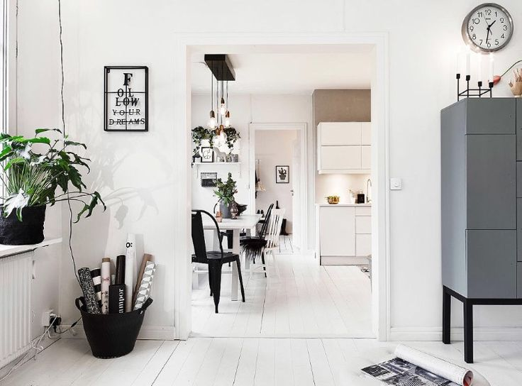 Küchen Ideen, Wohnung Innenarchitektur, Innenraum Styling,  2 Zimmer Wohnung, Kleinen Raum Wohn, Skandinavische Inneneinrichtung, Blog  Designs, Haus Touren, ...
