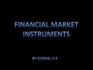 financial-market-instruments