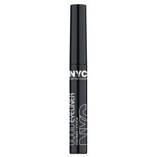 N.Y.C. Liquid Eyeliner, 887A Black $2.99