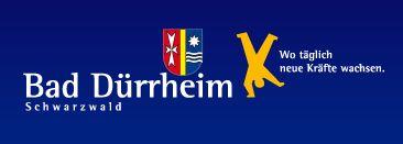 Logo der Stadt Bad Dürrheim