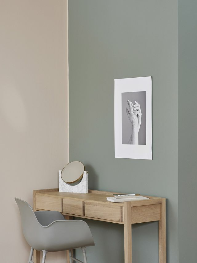 5 Stunning Colour Blocked Interiors (Bloglovinu0027 Home)