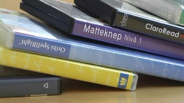 Ulrikas topplista på programvaror by Margareta Hellstrom. Film med Ulrika Jonson, specialpedagog på Skoldatateket i Södertälje.