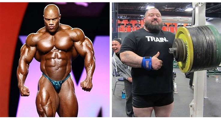 Donnie Thompson, Ryan Kennelly, Benedikt Magnusson, and Konstantin Konstantinovs are some of the biggest names in powerlifting, and without a doubt, their lifts are impressive. But no matter how many records they break and titles they win, they will never achieve the muscular shape, size, ...