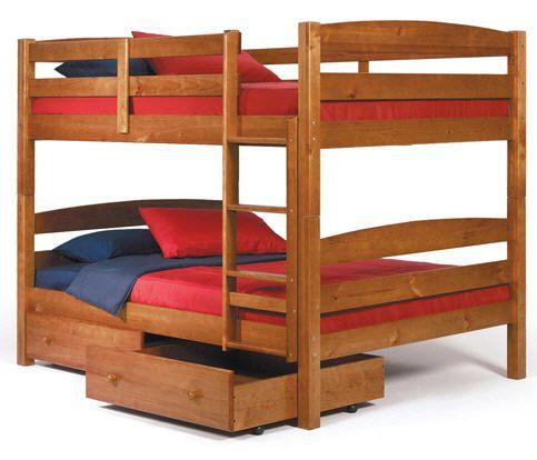 Bunk Bed Rooms Pinterest