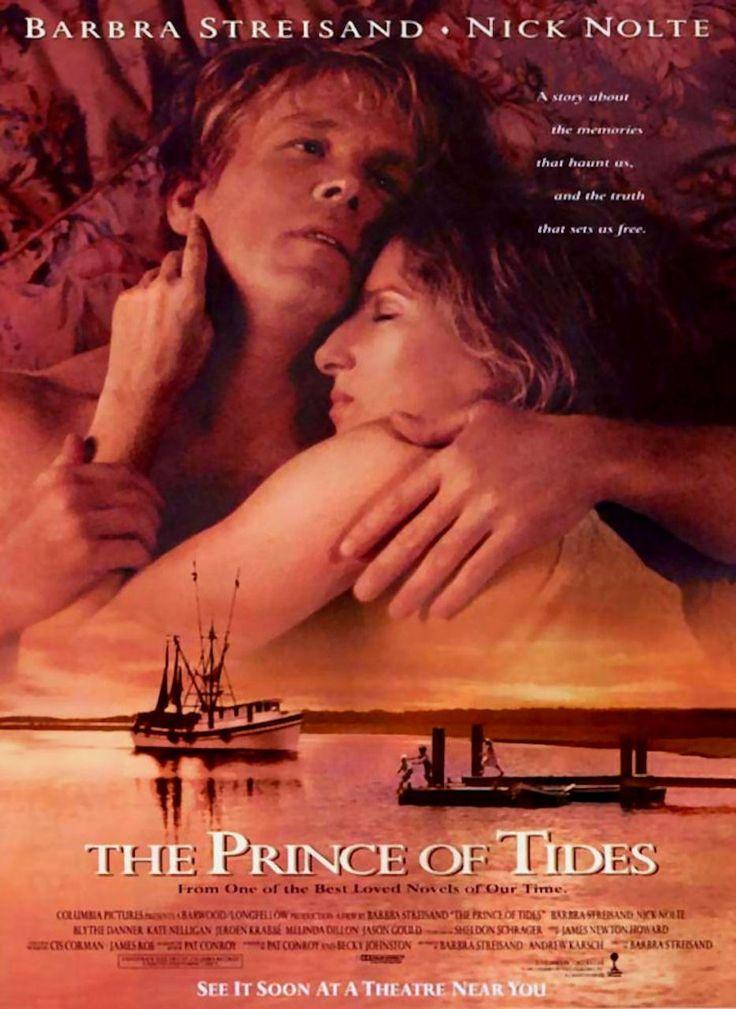 El Príncipe de las Mareas (The Prince of Tides), de Barbra Streisand, 1991