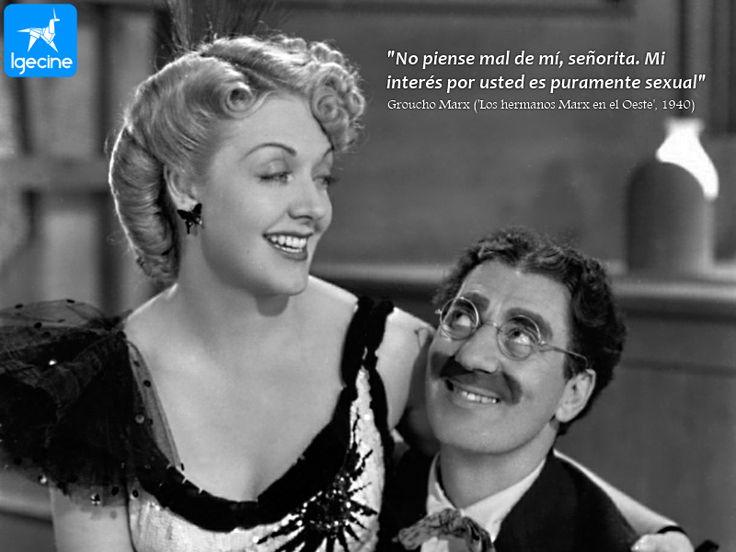 Frases de cine | Los hermanos Marx en el Oeste (1940)