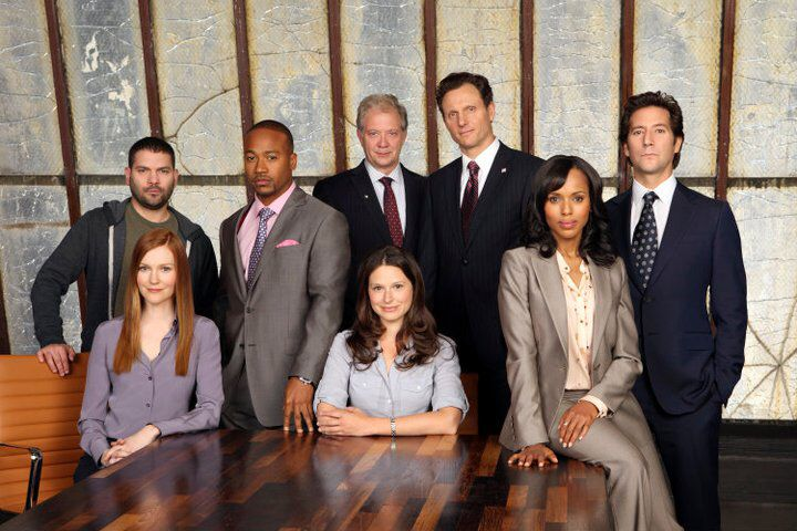 unsere Scandal Cast
