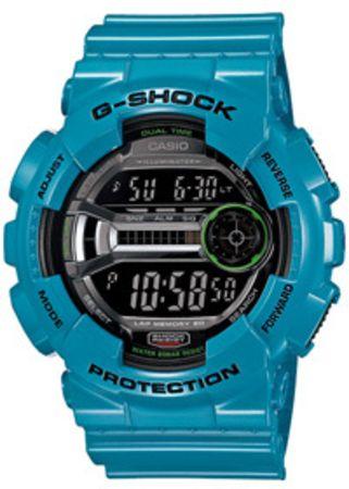 Casio G-Shock GD-110-2E (Мужские часы)
