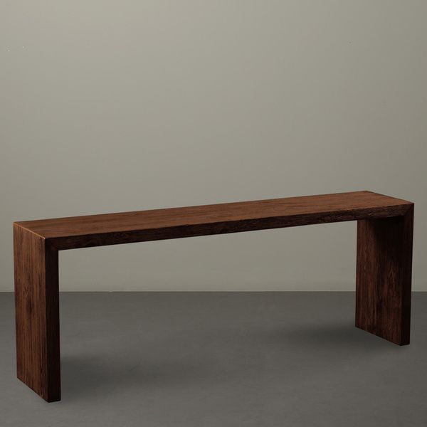 Renate Coffee 48 Inch Dining Room Dining Bench By I Love Living