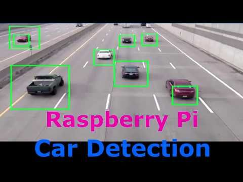 Raspberry Pi Face Detection with OpenCV Car or Vehicle