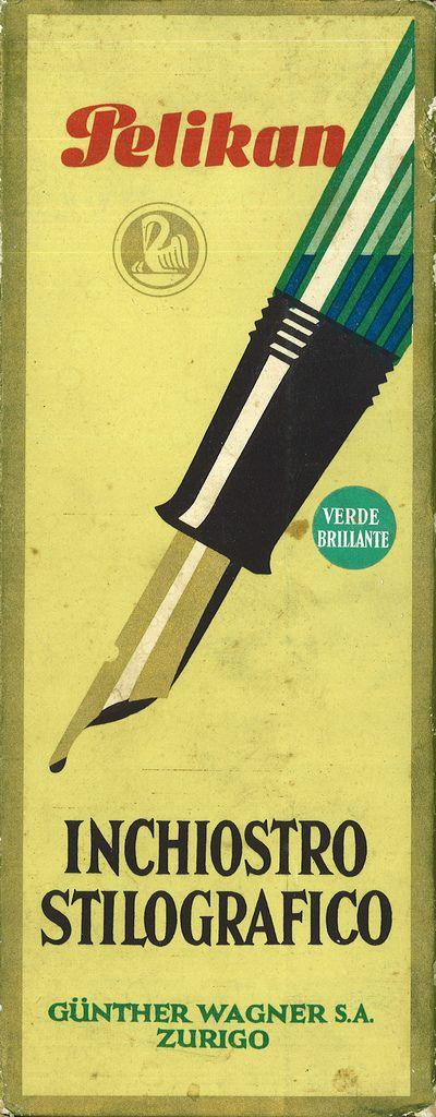 Inchiostro Stilografico Pelikan