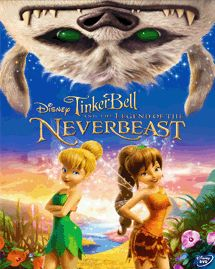 Tinker Bell and the Legend of the NeverBeast (Tinkerbell y la bestia de Nunca Jamás) (2014) [VOSE, VC, VL] [HD-R] - Animación, Infantil