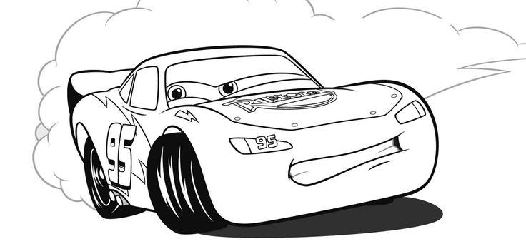 malvorlagen cars ausmalbilder disney lightning mcqueen