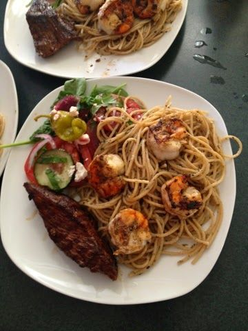 Moolicious Kitchen: Bachelor's Supper