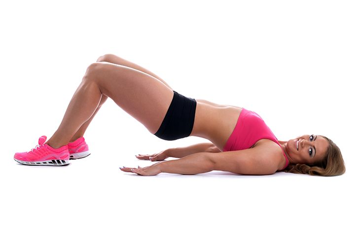 5 moves to lose love handles and knee strengthening exercises