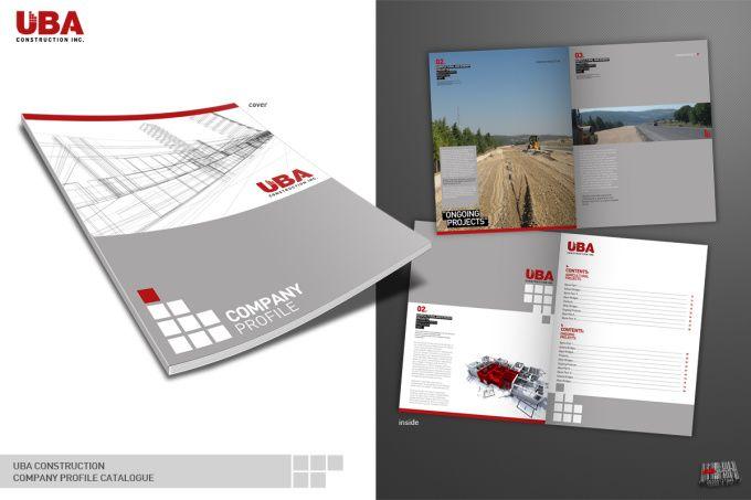 design Company Profile, Brochure or Booklet by maheenfazal