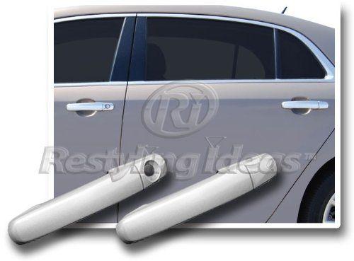2010 2011 2012 2013 2014 Chevy Equinox Chrome Door Handle Covers (NO PASSENGER SIDE KEYHOLE) - 4 Door Set DeluxeAuto http://www.amazon.com/dp/B008527YTK/ref=cm_sw_r_pi_dp_10P1tb1XTFTM9BGG