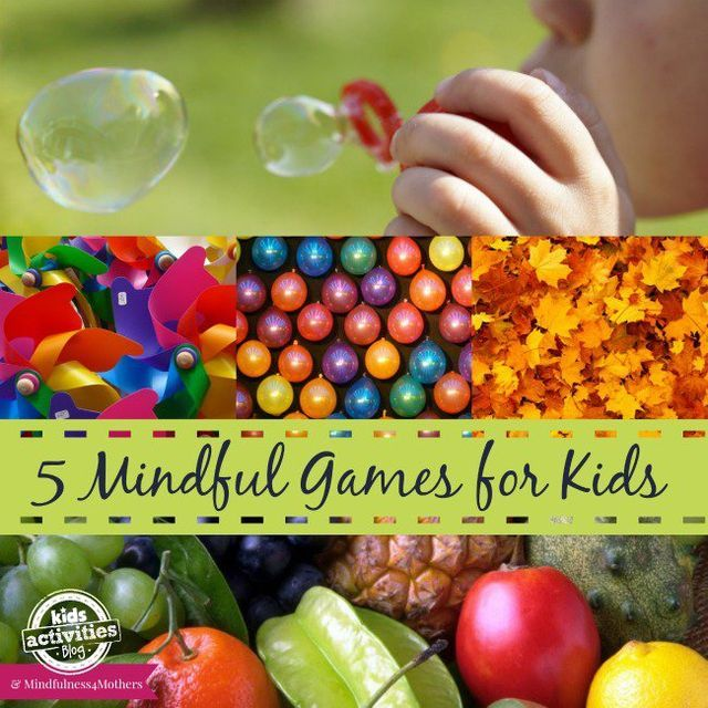 5 Mindful Games for Kids – Fun with Benefits!   Kids Activities Blog   Bloglovin'